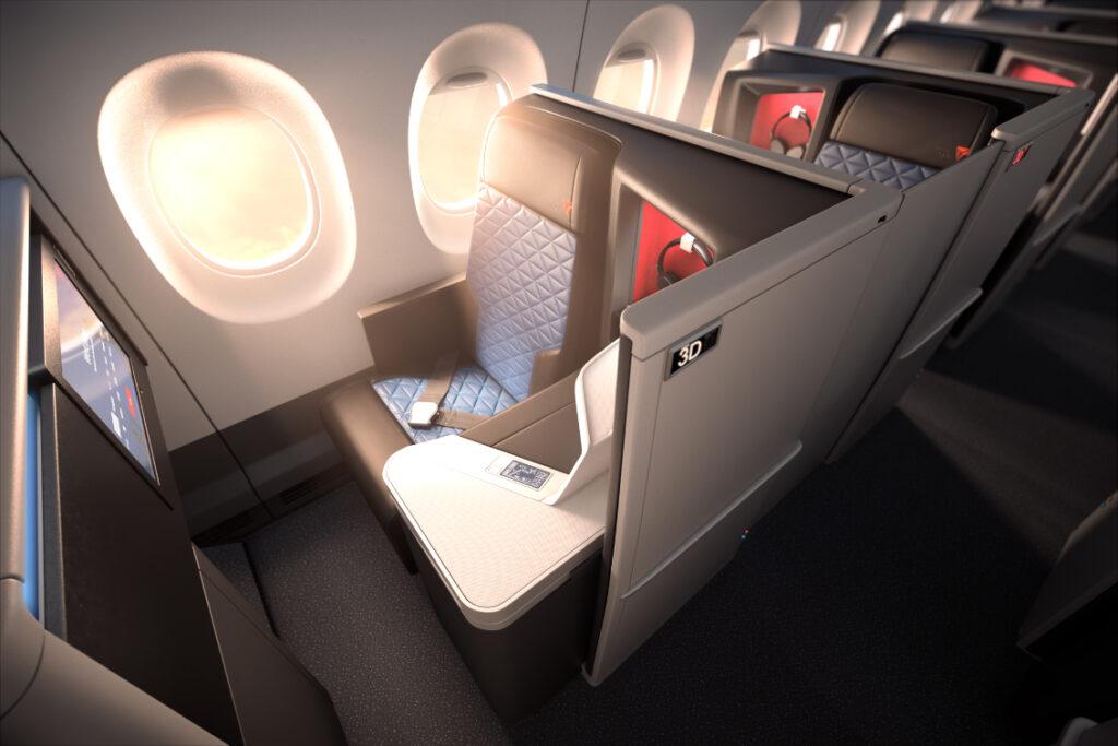 Airbus A350 di Delta