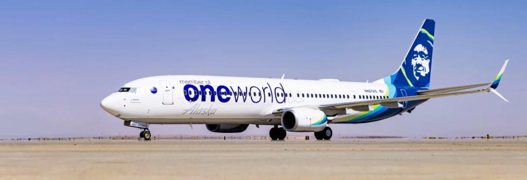 alleanze compagnie aeree oneworld