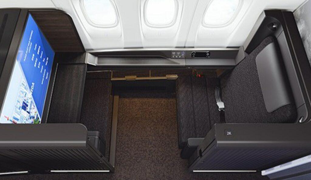 all nippon airways suite