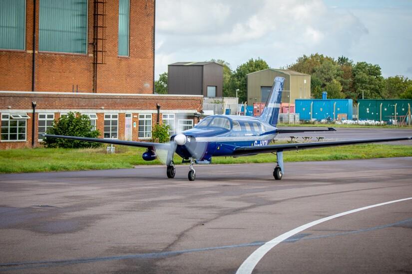 britishairways idrogeno aerei