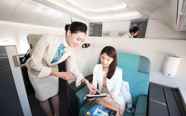 first class korean