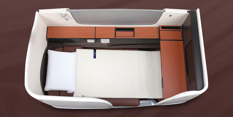Japan seat suite