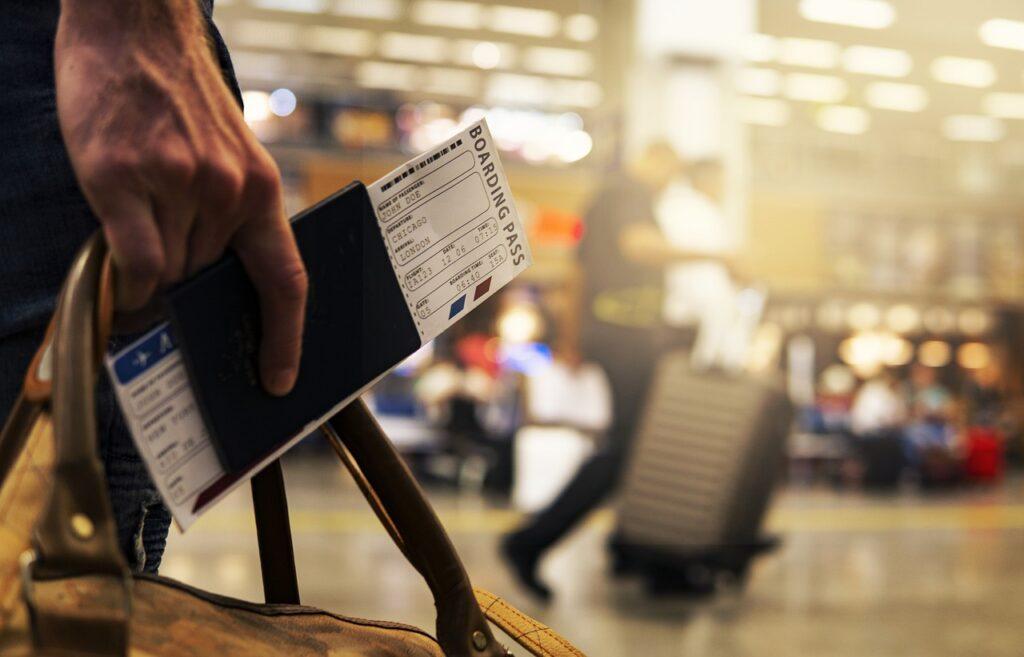 peso boarding pass