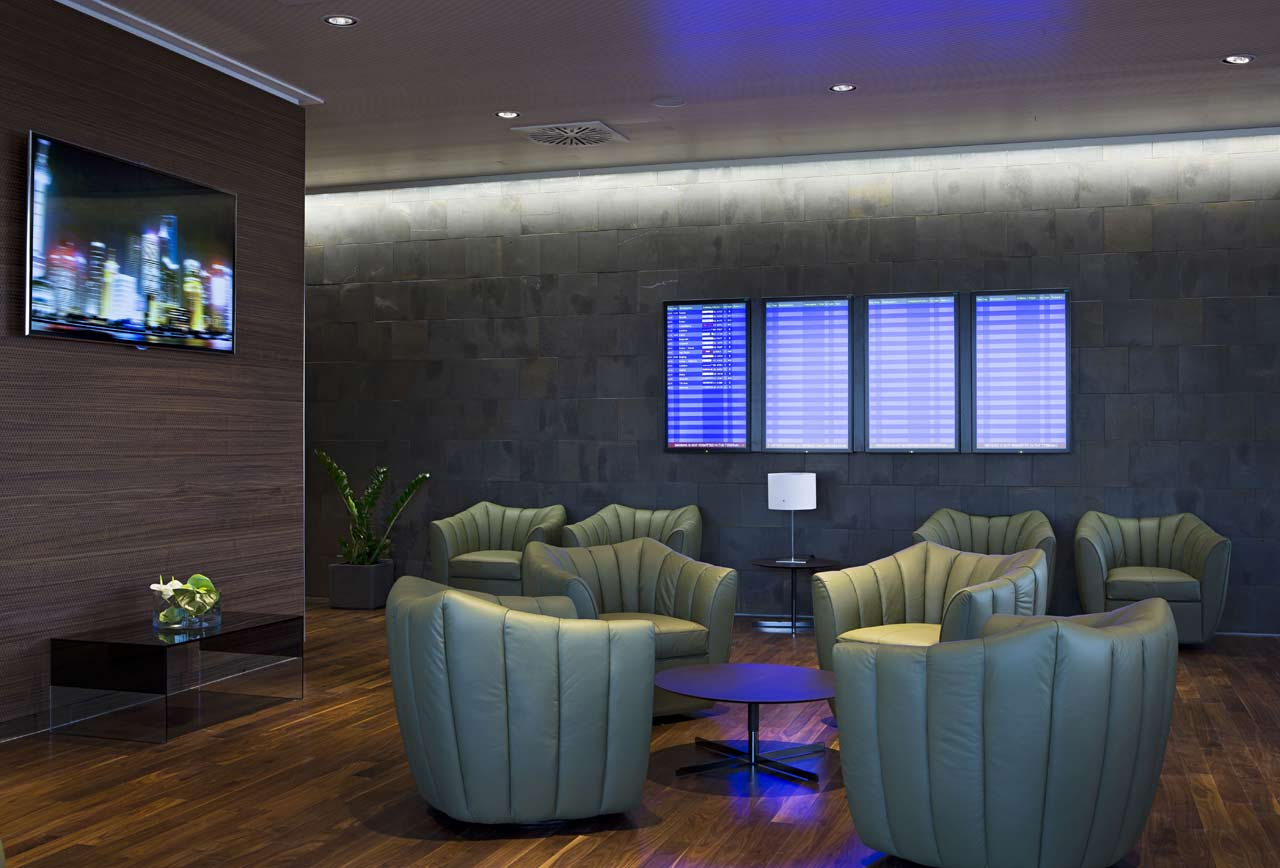 lounge aperte in italia